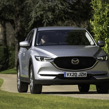 Next-Gen Mazda CX-5: A compact crossover to rival Mercedes-Benz and BMW