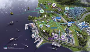 Siemens' plan to create CO2-free energy