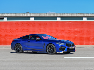 2020 BMW M8 Competition Coupe: the king of the M lineup