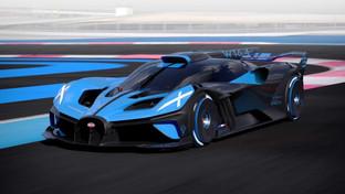 Bugatti Bolide: world premiere of the most extreme Bugatti ever built