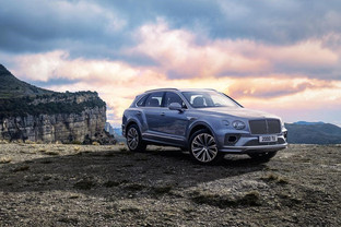 2021 Bentley Bentayga: a whole new level of automotive luxury