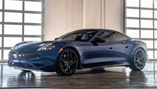 2020 Karma Revero GTS EV: Art that excites