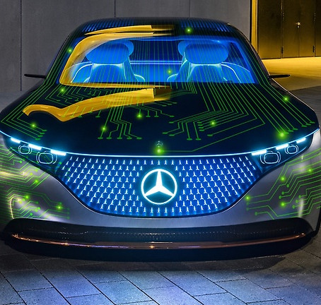 NVIDIA's next generation Mercedes-Benz fleet