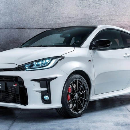 2020 Toyota GR Yaris: a rally inspired, AWD hot hatch