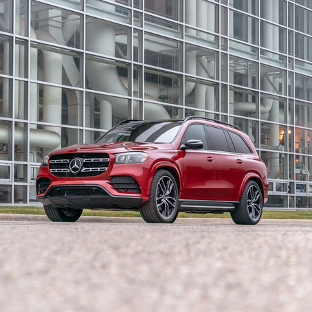 2020 Mercedes-Benz GLS-class: the most luxurious hybrid SUV on the market