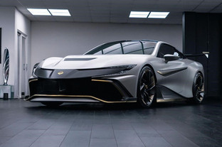 Naran Automotive offers GT3-inspired hypercar