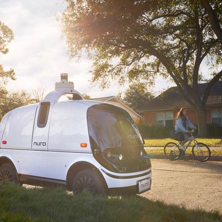 A look into Nuro's self-driving future