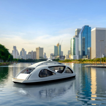 Zeabuz offers a zero-emissions autonomous ferry for free in Norway