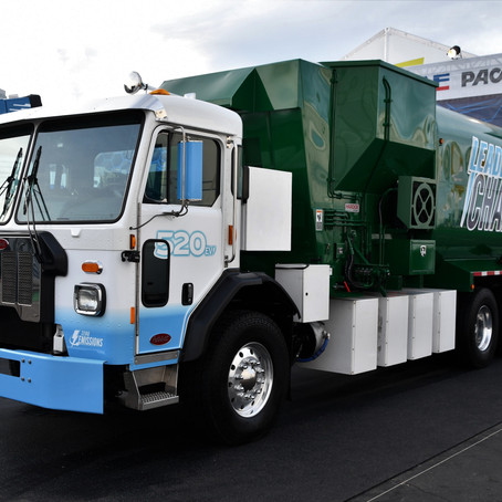 Peterbilt's new electric truck released for customer orders