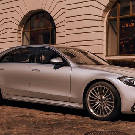 2021 Mercedes-Benz S-class: oriented towards you!