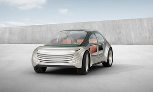 Heatherwick Studios designed a car for IM Motors that actually cleans the air that it drives through