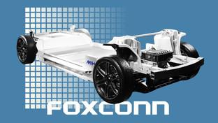 Foxconn reveals three electric vehicle prototypes