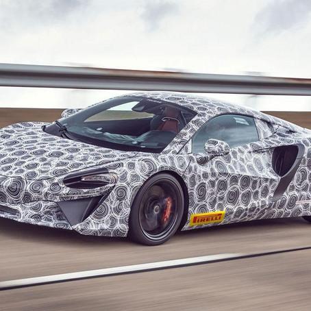 McLaren's next hybrid: Artura