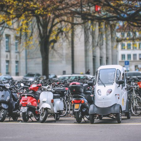 Enuu leading micro-mobility trends