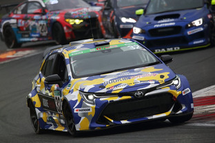 Toyota uses hydrogen as power source for Fuji Super TEC 24 Hours race