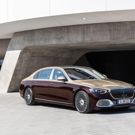 2021 Mercedes-Maybach S-class: perfection, high-tech, exclusivity and tradition