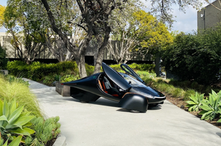 Aptera's never-charge solar vehicle
