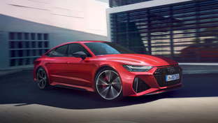 2021 Audi RS7 Sportback: performs as great as it looks