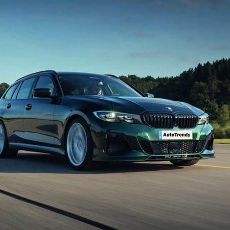2020 BMW Alpina B3 with an astonishing TOURING version