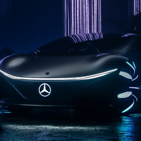 Mercedes-Benz' New 100% Recyclable Battery
