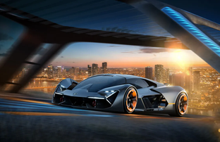 Lamborghini to go electric after 2025