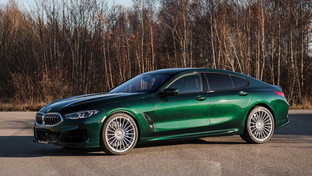 B8 Gran Coupé ALPINA: for the fans of BMW