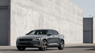 Polestar 2: all-electric family fastback with competing performance