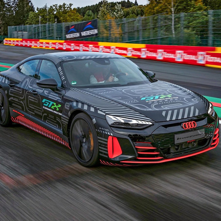 2021 Audi RS e-tron GT: The alternative to the Porsche Taycan and Tesla Model S