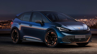 El-Born: Cupra's first all-electric commercial vehicle