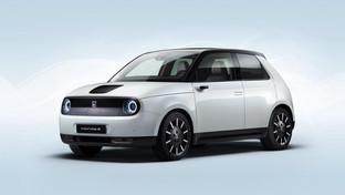 HONDA e – World Urban Car of the Year