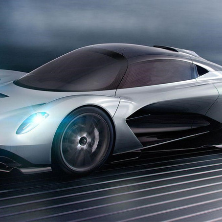 2022 Aston Martin Valhalla: A Performance-bred predator