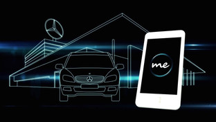 Upgrade your Mercedes-Benz by downloading a mobile app