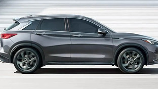 2020 Infiniti QX50: INFINITI world's first variable compression (VC)-Turbo engine in production