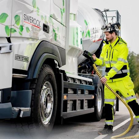 Volvo Trucks launch an all-electric range of heavy-duty trucks