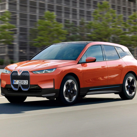 2021 BMW iX can be pre-ordered already