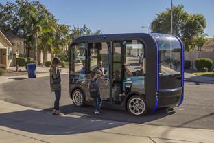 Local Motors and Knox County's deal to have autonomous public transportation