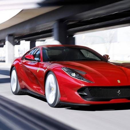 2020 Ferrari 812 Superfast: technical specs and performance