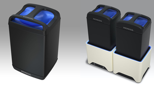 Honda and its peers aim to define a standard for swappable battery packs for motorcycles