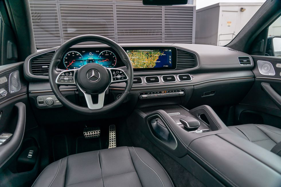 2020 Mercedes-Benz GLS interior, Car, Auto, Autos, Automobile, Vehicle, Automotive news, Car news, Automatic cars, Car auto, Automotive Industry, Automobile Industry, Auto auto, Auto market, innovation(s), trend(s), AutoTrendy, AutomotiveTrendy
