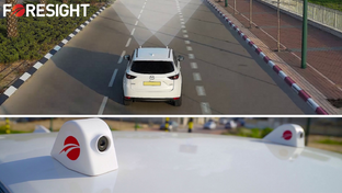 Foresight Automotive and FLIR Systems partnership bring thermal vision to autonomous vehicles