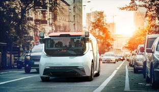 The Cruise Origin – all electric, fully autonomous and shared
