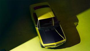 "Opel Manta ""resurrected"" as an electric vehicle"