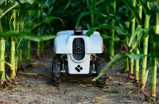 EarthSense shows why the future of farming belongs to autonomous robots