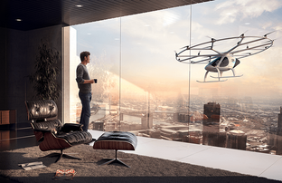 Volocopter's key to urban air mobility