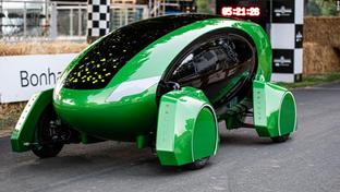 Kar-go: the autonomous delivery car by Academy of Robotics