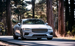 Polestar going fully electric in 2022