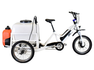BKL bicycles taking more jobs from commercial vehicles than previously thought possible