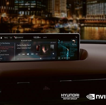 NVIDIA Drive: Defining the car infotainment standard