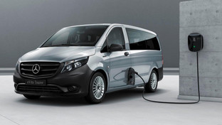 Less electricity and more payload for Mercedes electric buses