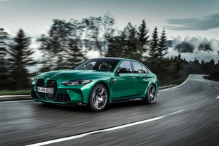 2021 BMW M3 Sedan: It's all about the Performance